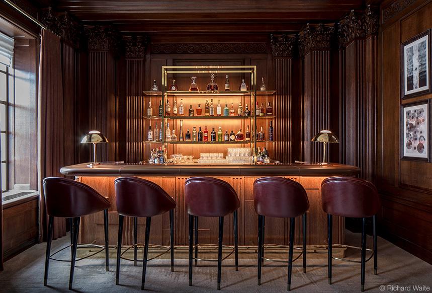Ten Trinity Square Private Club Bar
